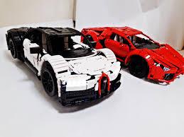 lego sports car lego moc 9658 bugatti chiron technic u003e model u003e race 2017