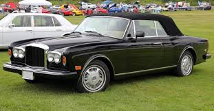 black convertible bentley file 1987 bentley continental convertible in black front left jpg