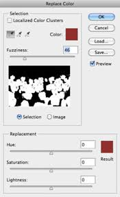 how to switch colors with replace color in photoshop cs6 dummies