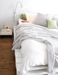 Free Instructions On How To Build A Platform Bed by Pallet Addicted 30 Bed Frames Made Of Recycled Pallets