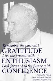 bible verses on thanksgiving and gratitude powerful quote from saint john paul ii click to read more