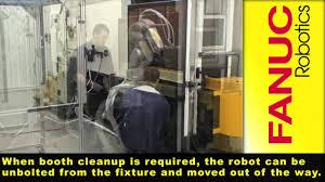 paint mate 200ia paint robot fanuc robotics industrial