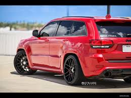 jeep srt modified pictures of car and videos 2015 strasse wheels jeep srt sm7 deep