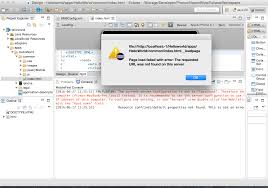 design html page in eclipse mobilefirst unable to load html page stack overflow