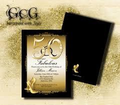 invitation sles 50th birthday invitation sles 28 images 50th birthday