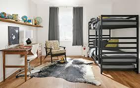 Fort Bunk Bed Fort Bunk Bed In Steel Modern Furniture Room Board