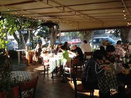 The Patio San Diego Breakfast On The Patio The Fig Tree Cafe San Diego Reader