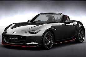 widebody miata mazda to showcase miata cx 3 racing concepts at tokyo auto salon