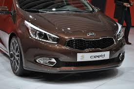 kia vehicle lineup the kia cee u0027d moves into production stages auto types