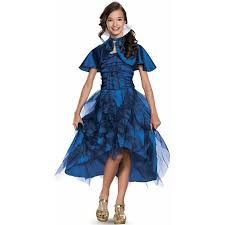 evie costume disney the descendants evie coronation deluxe child