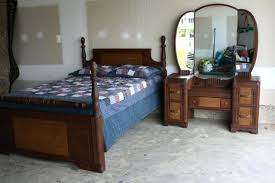 Antique Walnut Bedroom Furniture 1930 Bedroom Furniture Antique Bedroom Furniture Set 3 1930s