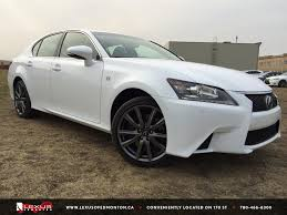 youtube lexus gs 350 f sport new ultra white 2015 lexus gs 350 awd f sport series 1 review