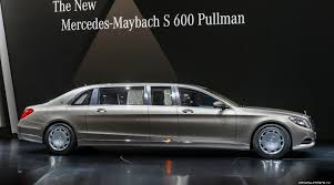 mercedes maybach 2008 2016 mercedes maybach s600 pullman interior design cars to love