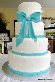 3 tier fondant hexagon wedding cake with interlocking hearts and