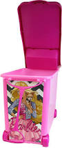 amazon com barbie store it all pink toys u0026 games