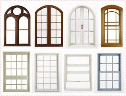 materials used for windows what is fixed window types of cat and
