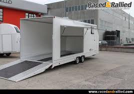 Motorsport Awning For Sale Turatello F35 Motorsport Living Trailers U0026 Transporters For Sale