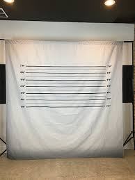 mugshot backdrop mugshot 8x8 prismacloth backdrop photo pie backdrops