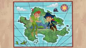 Neverland Map Image Jake Captain Hook U0027s Last Stand 19 Jpg Jake And The Never