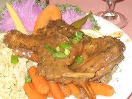 lapin de cuisine file civet de lapin à la créole jpg wikimedia commons