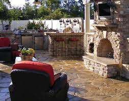outdoor island kitchen outdoor islands fireplace verandah