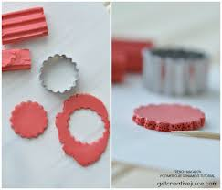 tutorial macaron ornaments creative juice