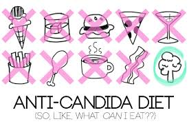 anti candida diet halfway mark the band wife