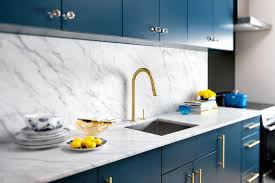 gold kitchen faucets gold is chic and modern brass fixtures to upgrate your kitchen