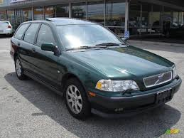 2000 summer green metallic volvo v40 1 9t wagon 33496033 photo