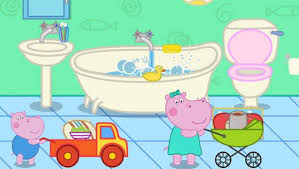 Cleaning The House by Kids House Cleaning Clean The House Hippo Kids Games Android