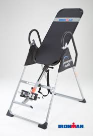 ironman elite inversion table bj u0027s wholesale club