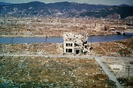 hiroshima and nagasaki 70th anniversary of the atomic bombs that