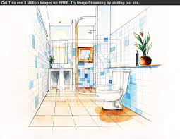 best bathroom interior design sketches with sketch of the bathroom