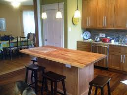 kitchen room contemporary butcher block kitchen islandall