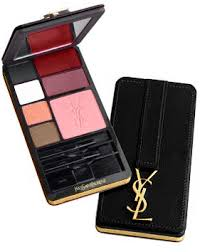 Makeup Ysl yves laurent ysl makeup palette black edition limited