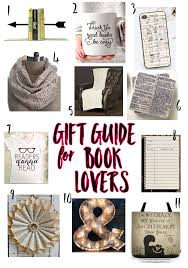 gift guide for the book lover bradford