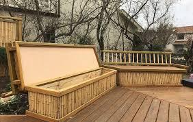 Tiki Home Decor Kitchen Stylish Bamboo Poles Cane For Fences Decks Railings Tiki