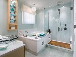 Bathroom Tub Shower Ideas Bathroom Gorgeous Corner Tub Shower Units 14 Modern Walk In