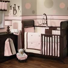 Pink And Brown Nursery Wall Decor Nursery Wall Decor Room Decorating Ideas