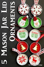 Diy Mason Jar Christmas Decorations by 14 Mason Jar Christmas Gift Ideas Mom 4 Real