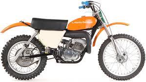 250cc motocross bikes motocross action magazine classic motocross iron 1975 harley
