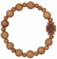 rosary store jujube wood rosary bracelet 10mm from catholic faith store 10mm