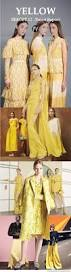 2017 fashion color 375 best 2017 18 yellow mustard canary runway color trend images