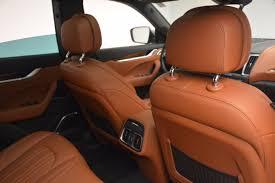 maserati levante back seat 2017 maserati levante stock w443 for sale near greenwich ct
