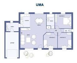 plan de maison plein pied gratuit 3 chambres plan maison plain pied gratuit sucessoemforex info