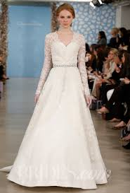 oscar de la renta lace wedding dress oscar de la renta 2014 chantilly lace ivory silk and gowns