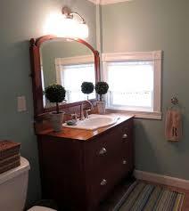 from dresser to bathroom vanity hometalk