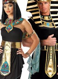 King Tut Halloween Costume Fun Couple Costumes Halloween Cleopatra King Tut