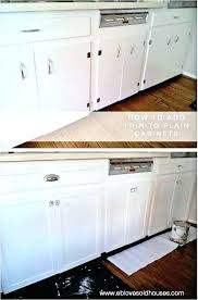 Kitchen Cabinets That Look Like Furniture Where To Buy Old Kitchen Cabinets Inexpensively Update Old Flat