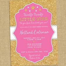 pink and gold baby shower invitations baby shower invitations products on wanelo